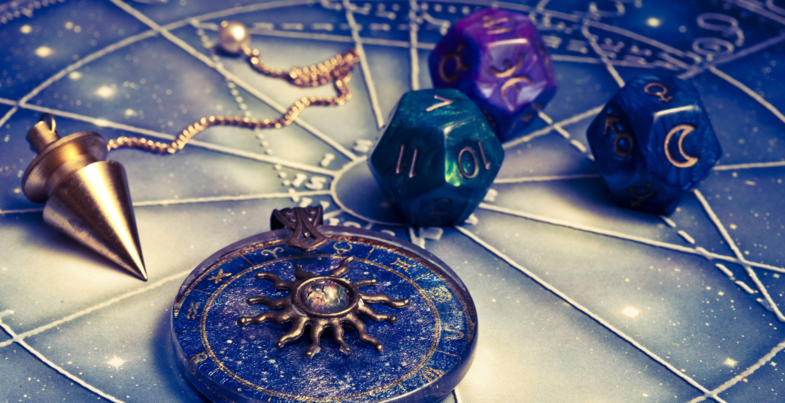 Astrologie, um die Zukunft